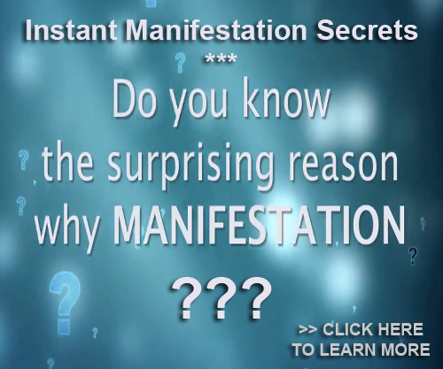 Manifestation Secrets